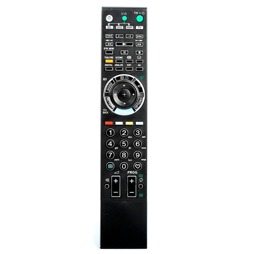 RM-L1108 Remote Control For Sony Bravia TV KDL-40W3000 KDL-40XBR4 KDL-40XBR5 KDL-46W3000 KDL-46XBR4 KDL-52W3000 KDL-52WL130