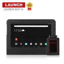 100% Original Global Version Launch X-431 X431 V+ 10.1″ Screen Tablet Bluetooth auto diagnostic scanner Support Wifi/Bluetooth