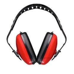 سدادات حماية الأذن عازلة للصوت 32dB تأثير السمع حامي Peltor Earmuff لتجنب صوت القطارات البناء مجانا الشحن
