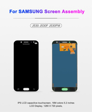 Adjustable J530 LCD For Galaxy 2017 Samsung J5 Display Touch Screen Digitizer Pro J530F