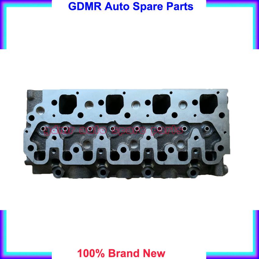 Auto engine spare parts 404 Cylinder head for perkins