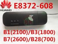 Unlocked Huawei E8372 E8372h-608 150Mbps 4G LTE usb Wifi modem carfi car wifi router pk 8278 E3372 usb modem LTE Modem e8278
