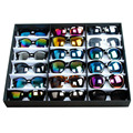 sunglasses Organizer 18 Grid Watches Eyewear Holder Storage Box Container Case Men Women jewellery holder DM#6