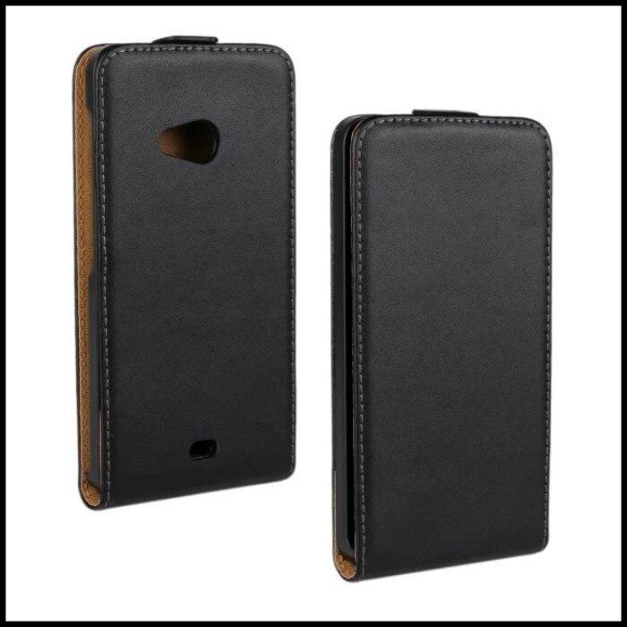 Para microsoft lumia 535 caso accesorio del teléfono billetera de cuero bolsa de