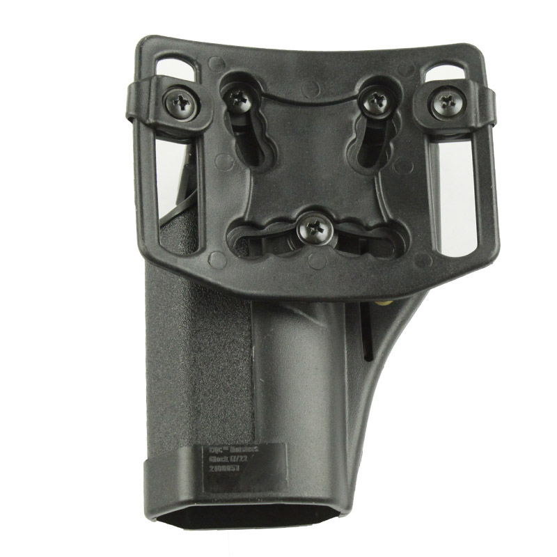 Tactical Military CQC Holster Airsoft Quick Draw Right Left Hand Gun  Holster For Glock 17 18 19 23 26 32 Hunting Accessories
