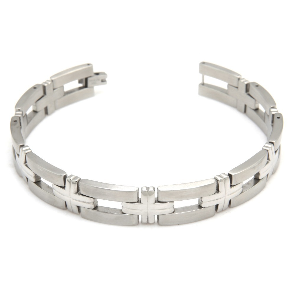 high quality stainless steel bracelets for both girls and boys ...