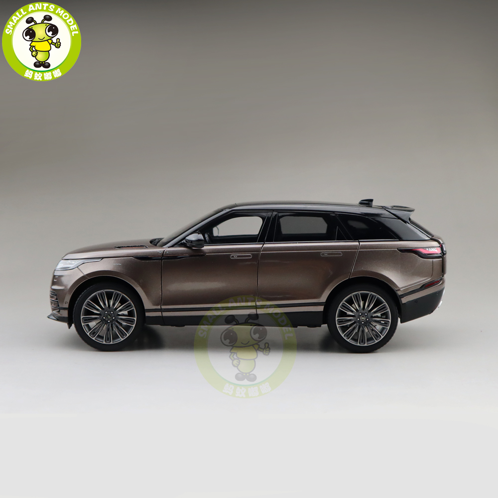 1 18 LCD Velar Suv Car Diecast Metal SUV CAR MODEL Toys kids children Boy Girl