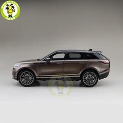 1/18 LCD Velar Suv Car Diecast Metal SUV CAR MODEL Toys kids children Boy Girl gifts hobby collection