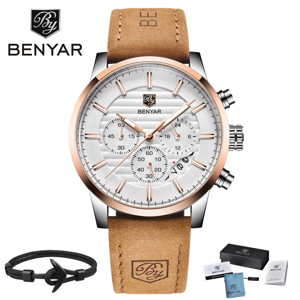 2018-benyar-brand-luxury-mens-watches-reloj-hombre-fashion-sports-military-quartz-watch-clock-relogio-masculino-erkek-kol-saati