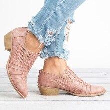 Di cuoio delle donne scarpe Più Il formato 41/42/43 Zip Talloni di Modo Mocassini per la donna Morbida punta a punta Delle Donne scarpe basse