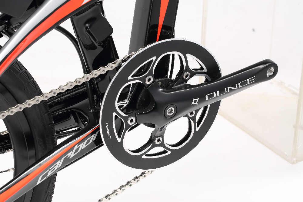 Складной электровелосипед SAVA Bicicleta электрический 36 в 250 Вт электровелосипед 20 дюймов мини складной электровелосипед