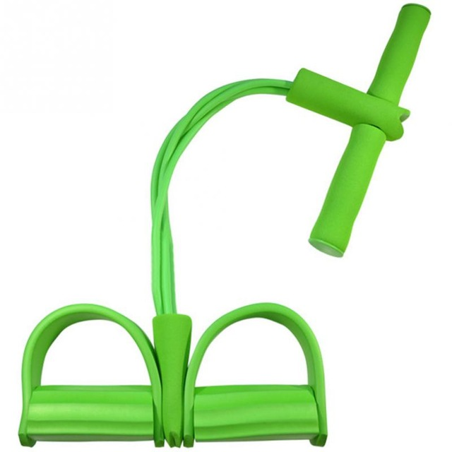 4 Tube Strong Fitness Yoga Resistance Bands (19)