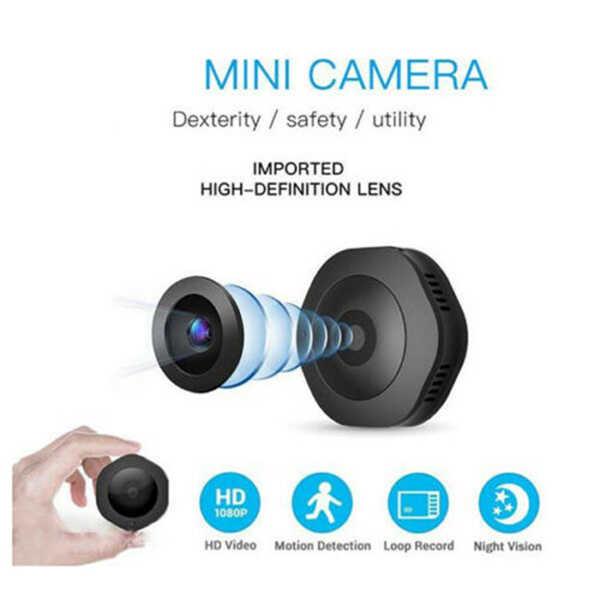 Новая горячая DV/Wifi микро ночная версия камеры Экшн камера 1080 P датчик движения видеокамера рекордер