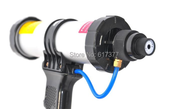 Envío gratis 9 pulgadas para pistola de calafateo de aire tipo - Herramientas de construcción - foto 3