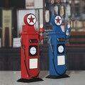 Classic Tinplate Petrol Filler Collections Showcase Craftwork Handmade Retro Ironwork Models