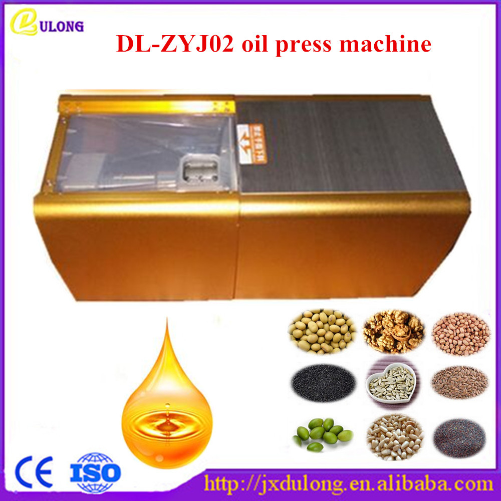 Automatic small Stainless steel seed oil extraction machine cold oil press mini oil press machine for home