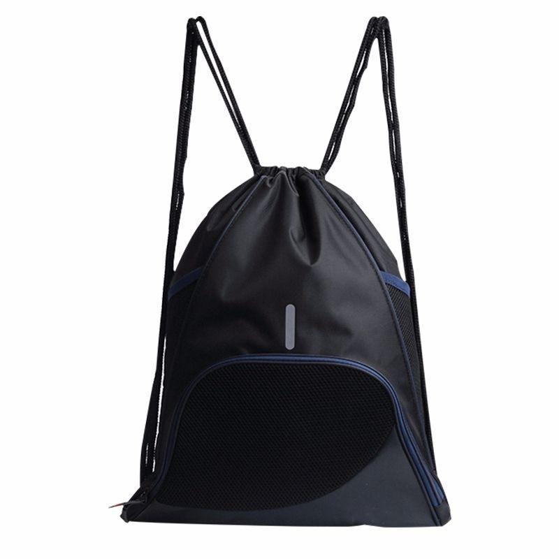 3pcs Premium Bag Outdoor Sport Climbing Bike Gym School Drawstring Swim Dance Shoe Backpack Knapsack Rucksack