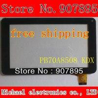 7 zoll 186X111 MM sg5351a-fpc-v0 kondensator touchscreen kapazität glas für Rk3168 Aufgrund Core-cortex-a9 tablet pc