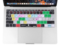 XSKN Smart Skin For Adobe Illustrator Shortcut Keyboard Cover AI Tutorial Silicone Skin For Macbook 12