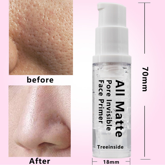 New Natural Pro Pure Nude Eye Shadow Primer Cosmetics Maquiagem Face Base Makeup Primer Foundation Moisturizer Cream 5