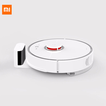 Orijinal Xiaomi Mi Vakum Temizleme Robot 2 Paspas Süpürme Lazer Yol Planlaması Için Smartphone Kontrol Elektrikli Süpürge Robot Akıllı Ev