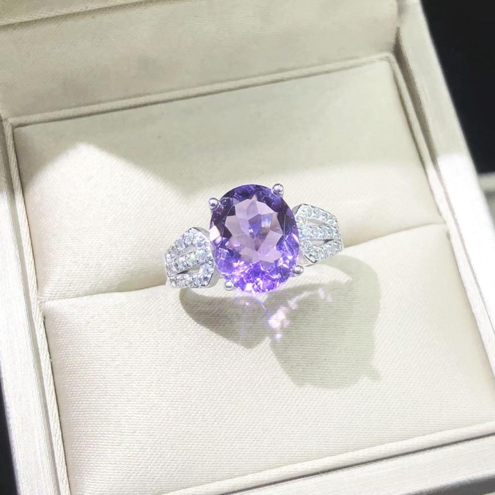 ae4812 Purple Amethyst Oval Shape Gemstone Pretty Earring 925 Sterling Silver Handmade Drop /& Dangle Charm Earring Jewelry length 1.5