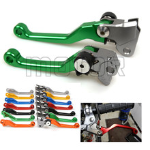 For YAMAHA WR250 450  WR 250 450 WR 250 450 2003 2004 2005 2006-2009 CNC Pivot Brake Clutch Lever Motorcycle Dirt Bike Handle 2pair motorcycle disk for aprilia mxv 450 rm z 250 front brake pad for kawasaki kx 250 yamaha wr 250 2003 2013