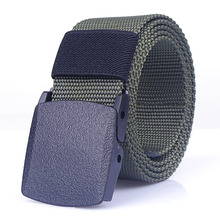 High Quality Automatic Buckle Nylon Belt For Men