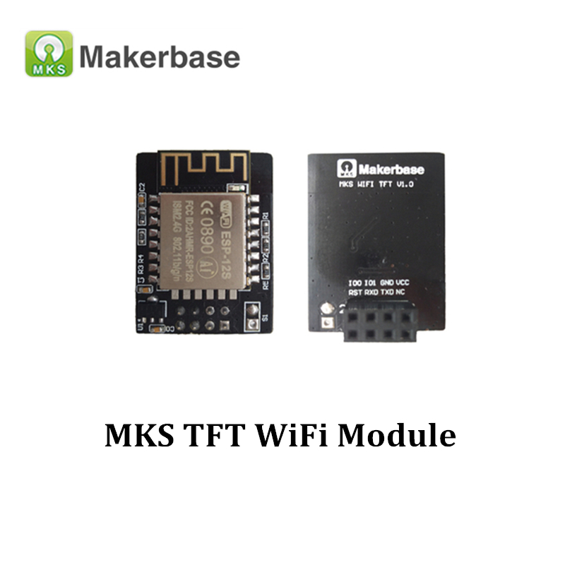 3D Printer Parts MKS TFT WIFI Module Wireless Router Smart Controller WiFi APP Module for MKS TFT32/TFT28/TFT35 image