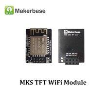 Части 3d принтера mks-tft wi-fi модуль беспроводной маршрутизатор смарт-контроллер wifi модуль приложения для mks-tft 32/TFT28/TFT35