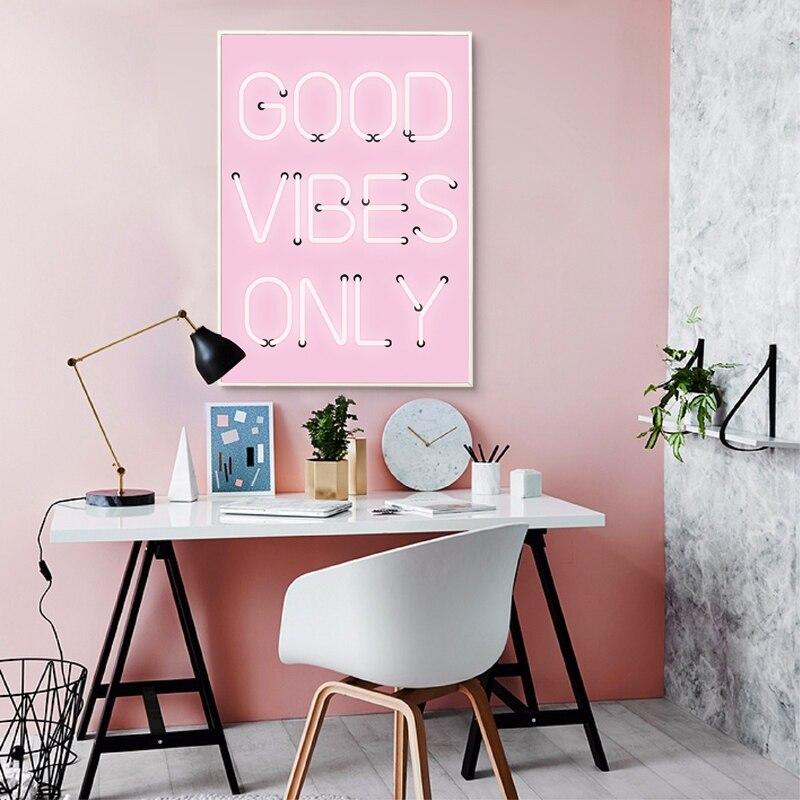 Inspirational Print Painting Home Decor