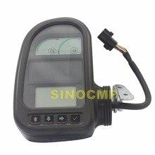 Monitorar 1048069137DE com programa para Volvo EC140 EC160 EC460 Escavadeira EC210 EC240 EC290 EC360, 1 ano de garantia