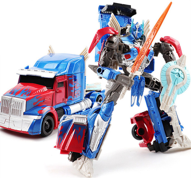 NEW Anime Action Figure Transformation Robot