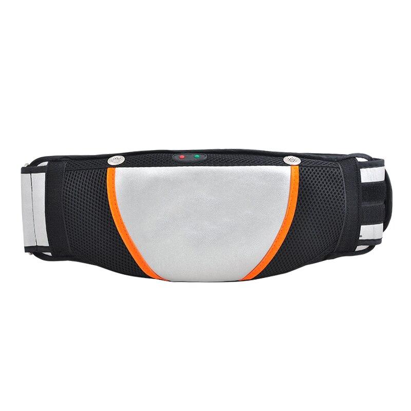 Livraison rapide électrique exercice chaleur perdre du poids forme vibrante minceur ceinture Fitness Massage ceinture combustion des graisses