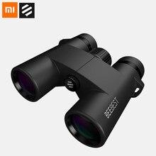 Original Xiaomi Beebest กล้องส่องทางไกล 8X32 Professional การล่าสัตว์กล้องโทรทรรศน์มุมกว้าง Camping HD 8 ครั้งดู Field IP67 กันน้ำ