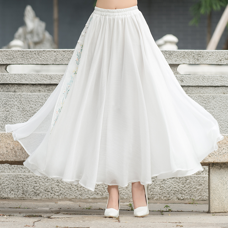 Compare Prices on Long Skirt Woman- Online Shopping/Buy Low Price ...