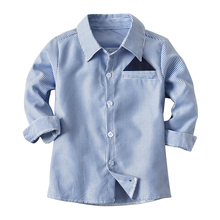 ea0e4cf8d0bc0 Buy boys button down shirt baby and get free shipping on AliExpress.com