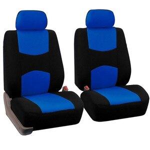 Image 3 - 1 セット 4/9 個のシートカバーの一般ポリスター防塵自動車席クッションカバーセットほとんどの車 SUV やバン