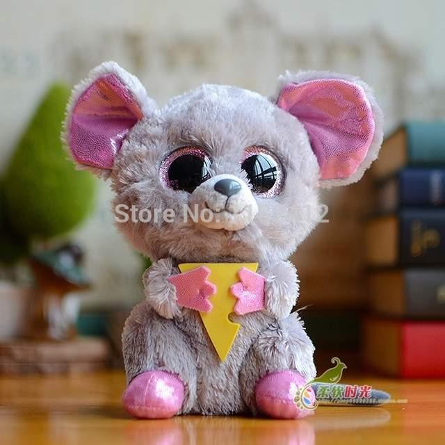 db5c05b7971 placeholder Ty Vaias Gorro Mac Squeaker Mouse Com Queijo Do Feriado Do  Natal de Pelúcia brinquedo 15