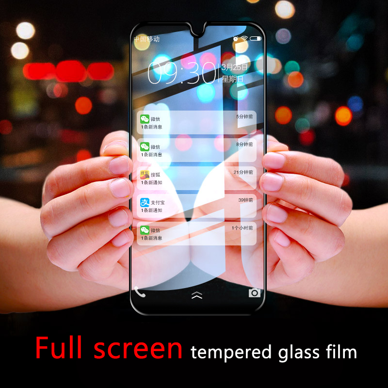 Full Cover Screen Protector For Samsung Galaxy A30S A50S A50 A30 S A70 A60 A20 A10 A80 Tempered Glass Samsun A30S A50S Glass