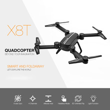 Newest Mini Drone X8 Hunter FPV Remote Control Drone With Camera HD WIFI Quadcopter RC Helicopter Drones Quadcopter Dron X8TW