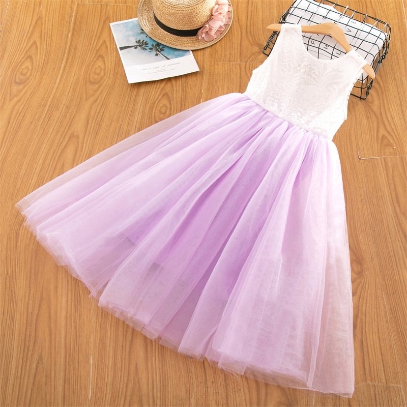HTB1CshBd21H3KVjSZFBq6zSMXXa4 Children Girls Embroidery Clothing Wedding Evening Flower Girl Dress Princess Party Pageant Lace tulle Gown Kid Girls Clothes