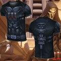 Quente OW conceito de caráter camiseta GENJI/76/CEIFEIRA/REINHARDT gamer alta qualidade t shirt do presente para namorado impressão 3d ac358
