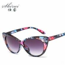 Vintage Women Sunglasses Cat eye Eyewear Brand Designer Retro Sunglass Female Oculos de sol UV400 Sun glasses #SR040