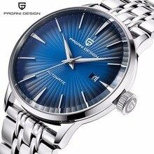 PAGANI אופנה מכאני גברים שעון עמיד למים קלאסי מותג יוקרה אוטומטי עסקי זכר שעון יד ספורט relogio masculino