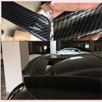 Car tail carbon fiber picture sports kit FOR skoda fabia toyota corolla kia soul kia cerato Suzuki Grand Vitara Solaris logan
