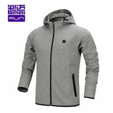 Bmai 2016 New Men's sweaters MenTrainning Exercis running Comprehensive training coat free shipping FRHA001