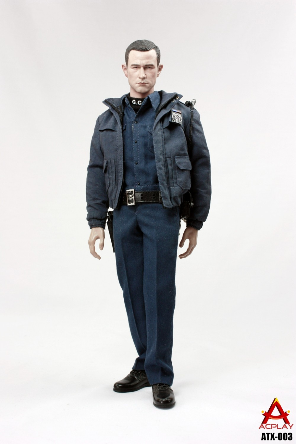 1/6 figure doll clothes Batman Gotham police Robin jacket suit 12 Action figure doll accessories not include doll and other hot figures doll accessories pirp toys 1 6 batman police commissioner gordon inspector dresscode clothes set for 12 figure body
