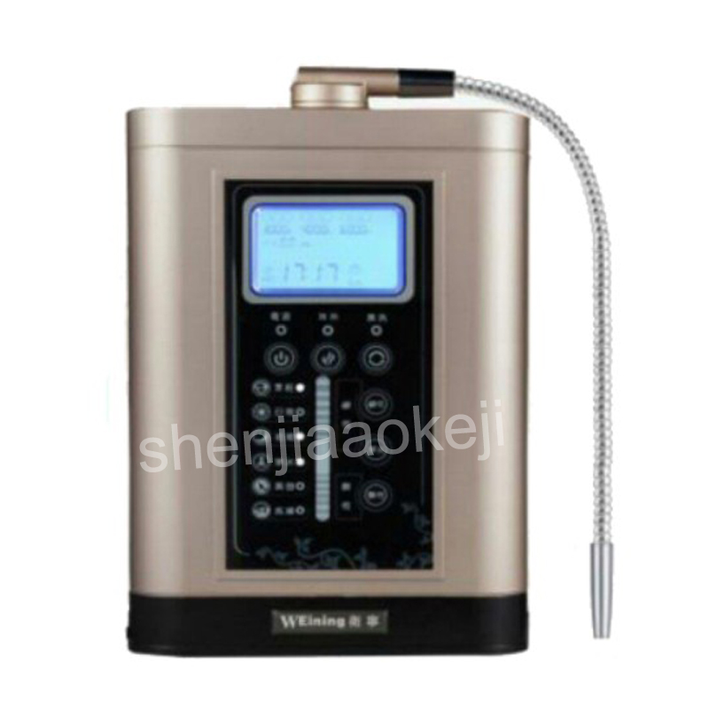 Electrolytic water Ionizer Purifier Filter LCD Touch Control Alkaline Acid Machine Filter Electrolyzed water Water PurificationElectrolytic water Ionizer Purifier Filter LCD Touch Control Alkaline Acid Machine Filter Electrolyzed water Water Purification