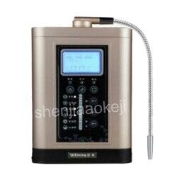 Wody elektrolitycznej jonizator oczyszczacz powietrza filtr sterowanie dotykowe LCD kwas alkaliczny filtr do maszyny elektrolizie wody do oczyszczania wody